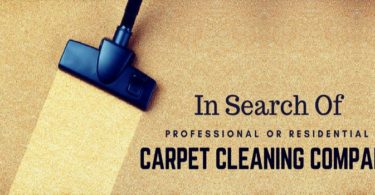 Best Professional Carpet Cleaning Companies