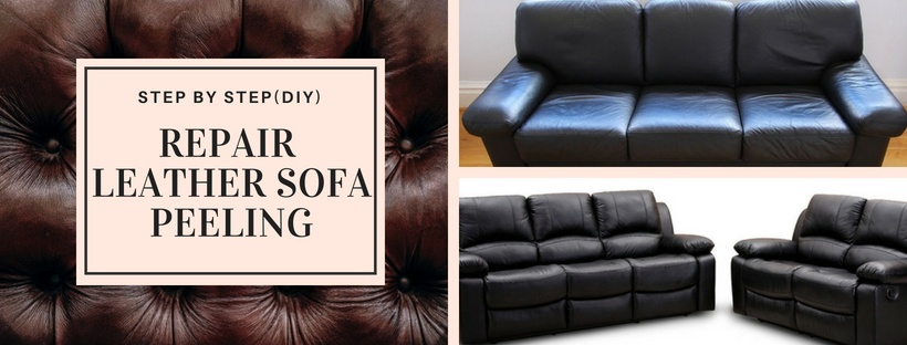 How To Repair Bonded Leather Sofa Ling