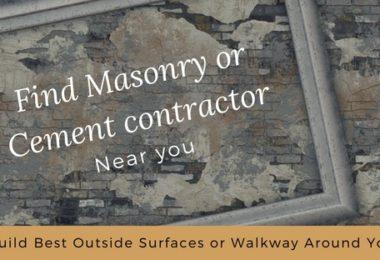 best masonry service