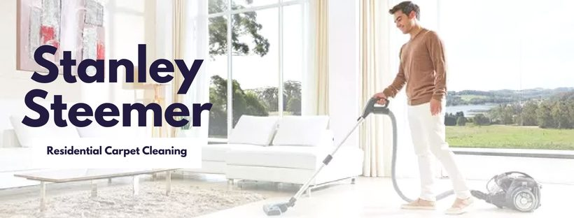 stanley steemer carpet cleaning service