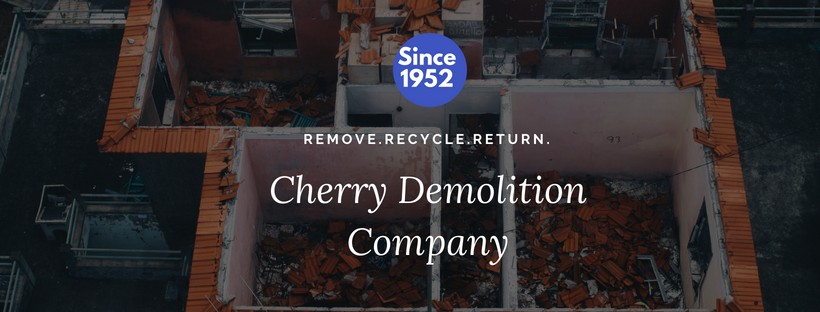 cherry Demolition service company