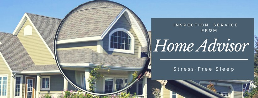 home advisor Home inspection service