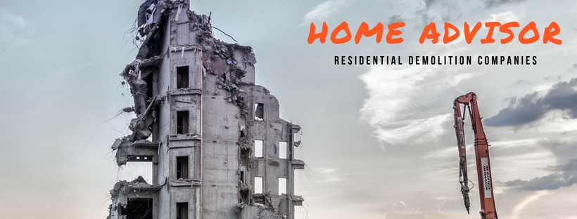 home advisor Residential Demolition services near me